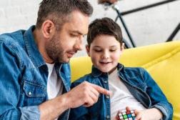 Hjelp å få for foreldre til barn med atferdsvansker